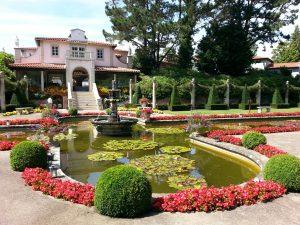 Italian Villa Art Gallery